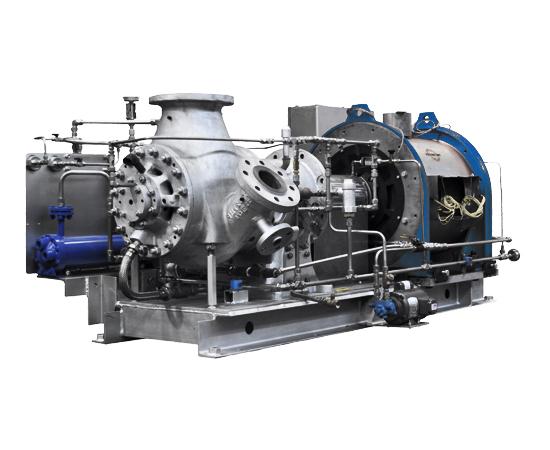 Coffin Turbo Pumps - Motor Driven