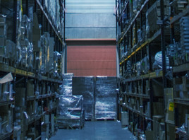 Stock, warehouses & delivery
