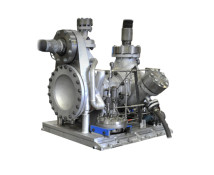 Coffin Turbo Pumps - Steam Driven