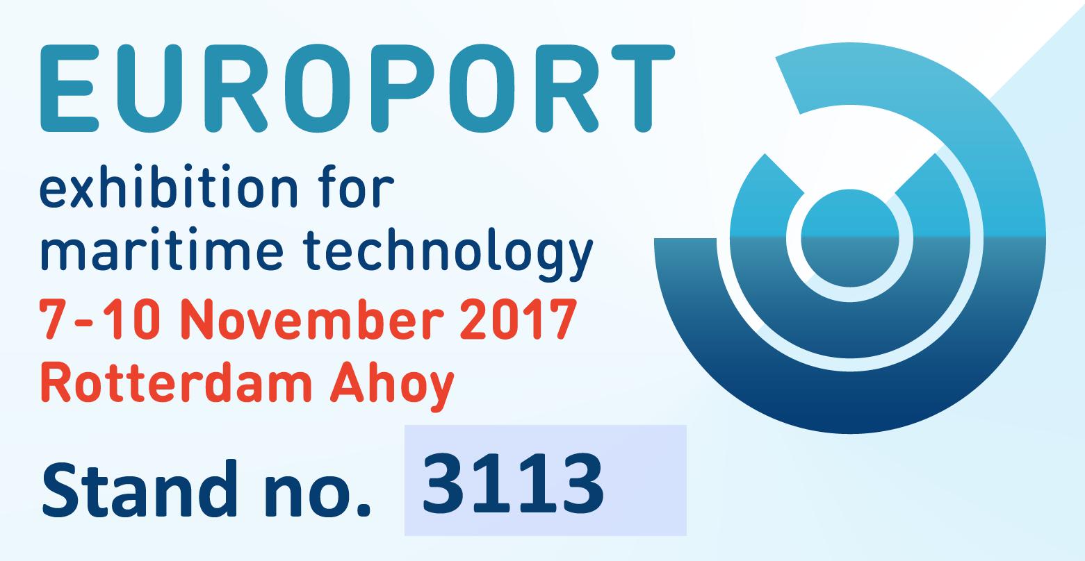 EUROPORT EMT STAND 3113