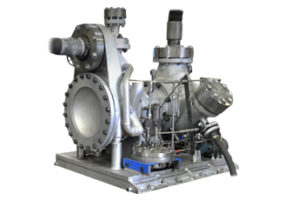 Coffin Turbo Pumps - Steam Driven